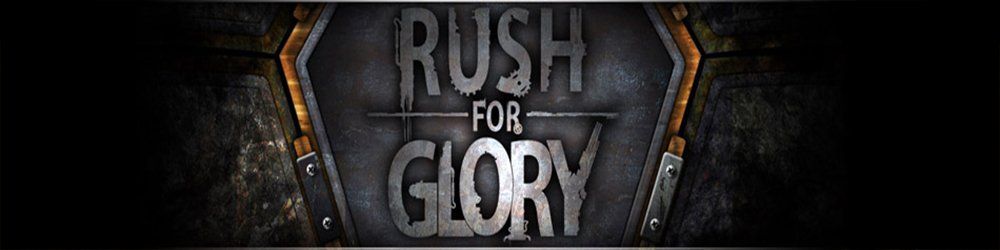 Rush for Glory banner