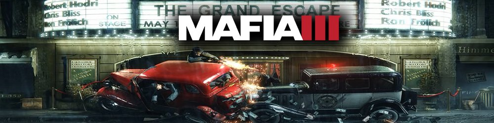 Mafia 3 banner