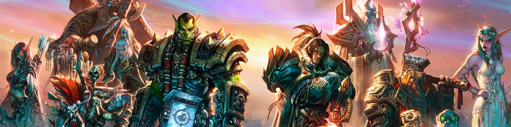 World of Warcraft Complete Pack banner