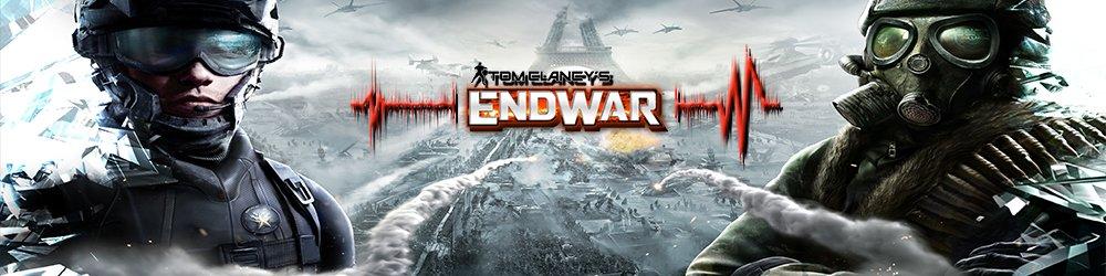 Tom Clancys EndWar banner