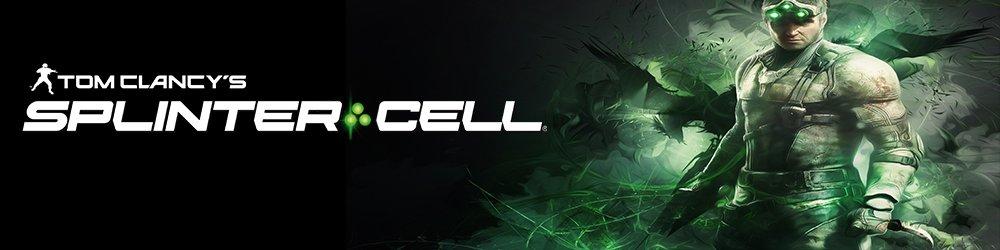 Tom Clancys Splinter Cell banner