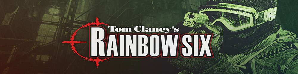 Tom Clancys Rainbow Six banner