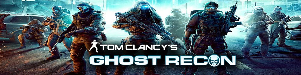 Tom Clancys Ghost Recon banner