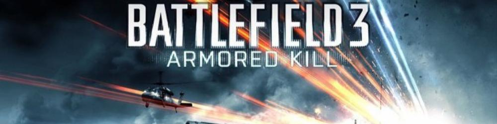 Battlefield 3 Armored Kill banner