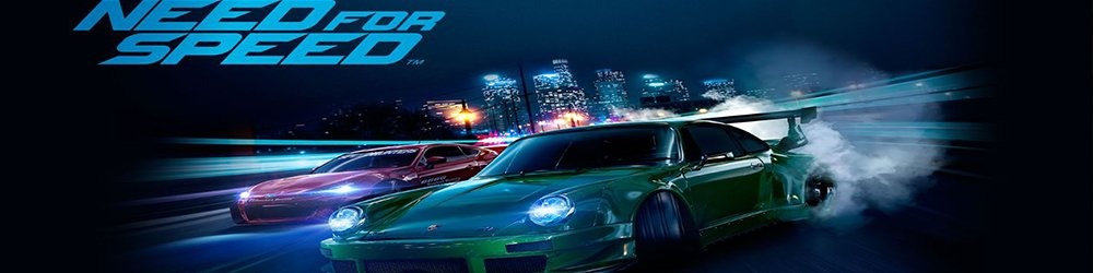 Need for Speed 2015 banner