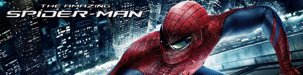 The Amazing Spider-Man banner