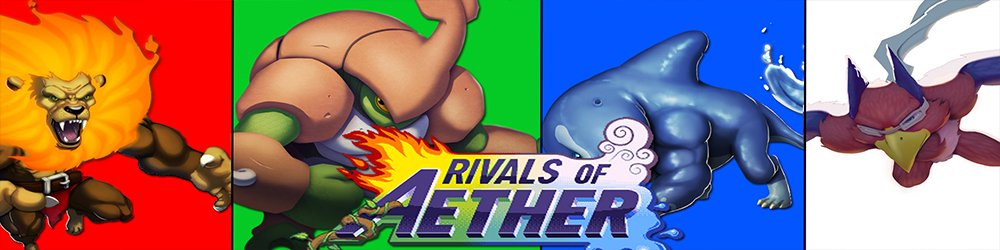 Rivals of Aether banner