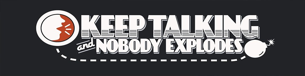 Keep Talking and Nobody Explodes banner