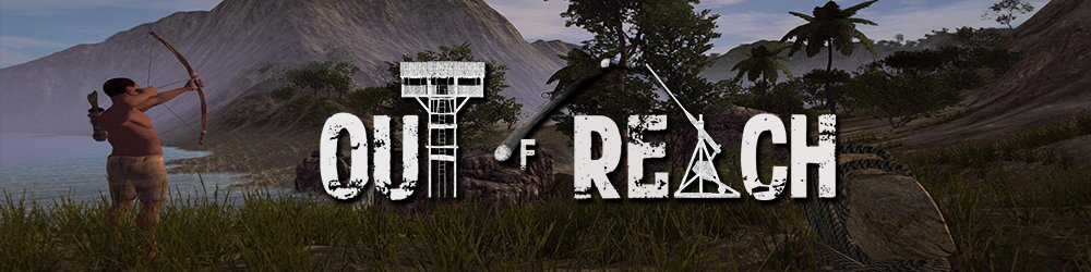 Out of Reach banner