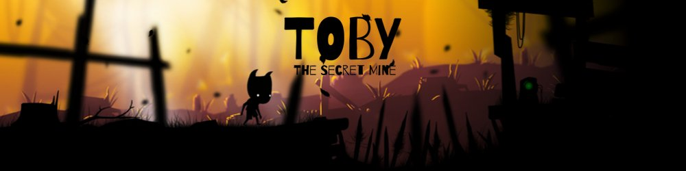 Toby The Secret Mine banner