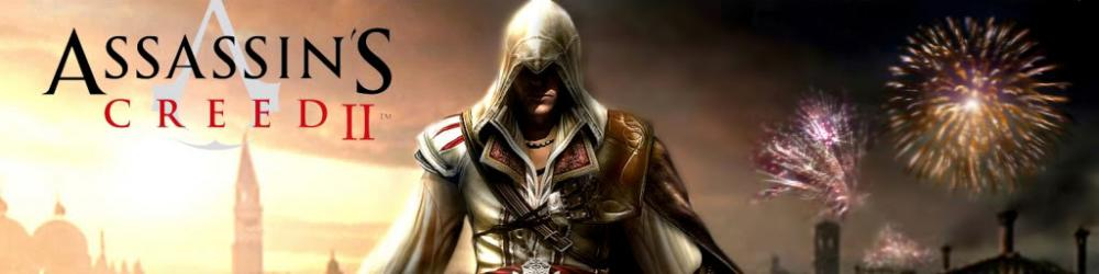 Assassins Creed 2 banner
