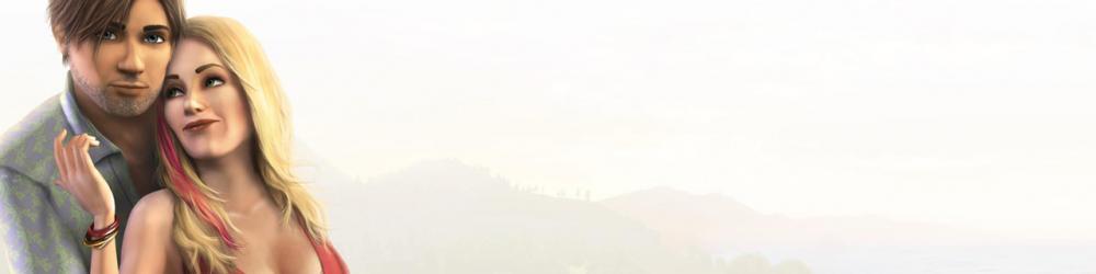 The Sims 3 Na plný plyn banner