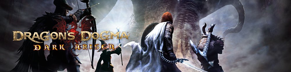 Dragons Dogma Dark Arisen banner