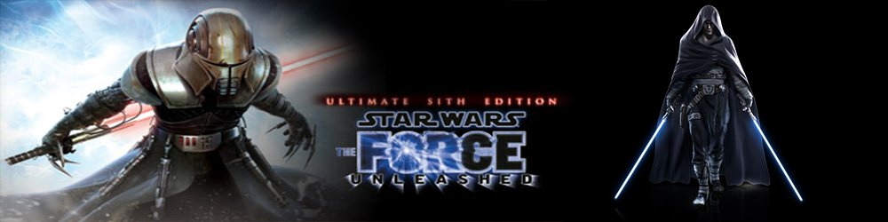 STAR WARS  The Force Unleashed Ultimate Sith Edition banner