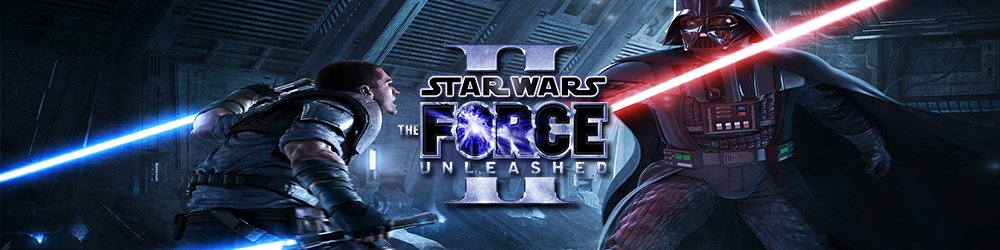 STAR WARS The Force Unleashed 2 banner
