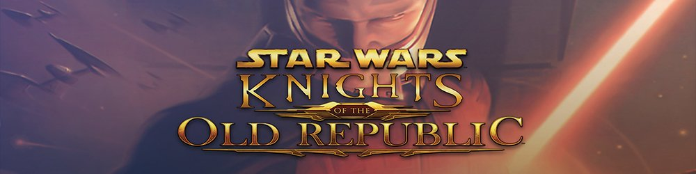STAR WARS  Knights of the Old Republic banner