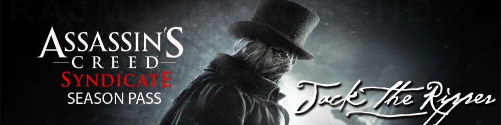 Assassins Creed Syndicate Season Pass banner
