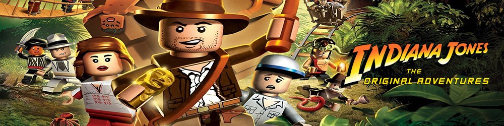 LEGO Indiana Jones The Original Adventures banner