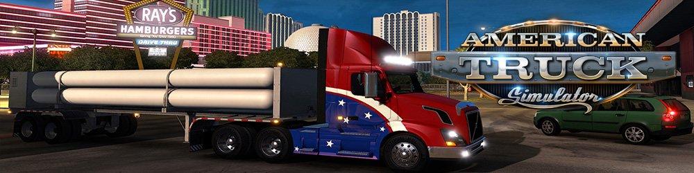 American Truck Simulator banner