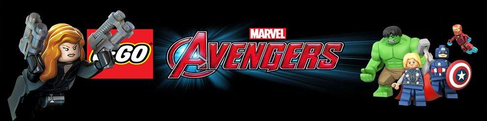 LEGO Marvels Avengers banner