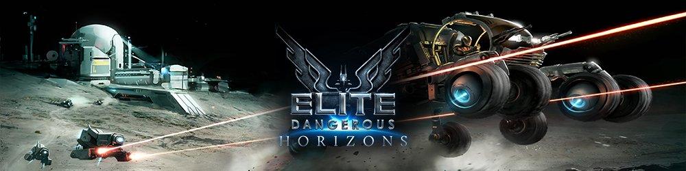 Elite Dangerous Horizons Season Pass banner