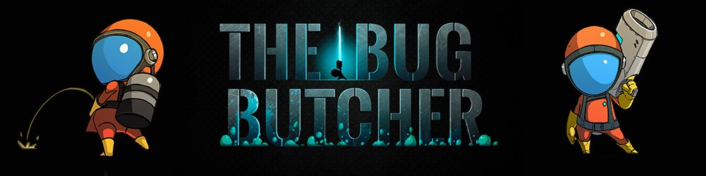 The Bug Butcher banner