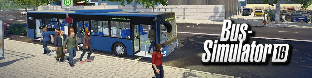 Bus Simulator 16 banner