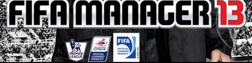 FIFA Manager 13 banner