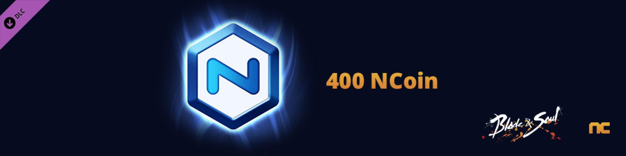 NCoin 400 banner