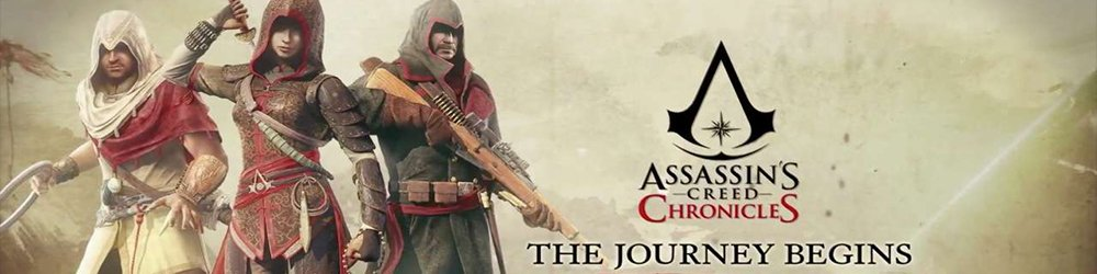 Assassins Creed Chronicles banner
