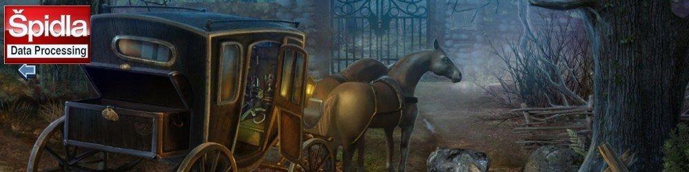Bezhlavý jezdec Legenda ze Sleepy Hollow banner