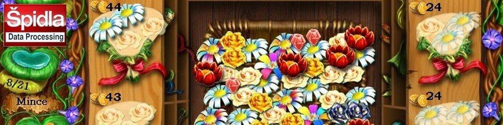 Kouzelná farma Vzácná květina banner