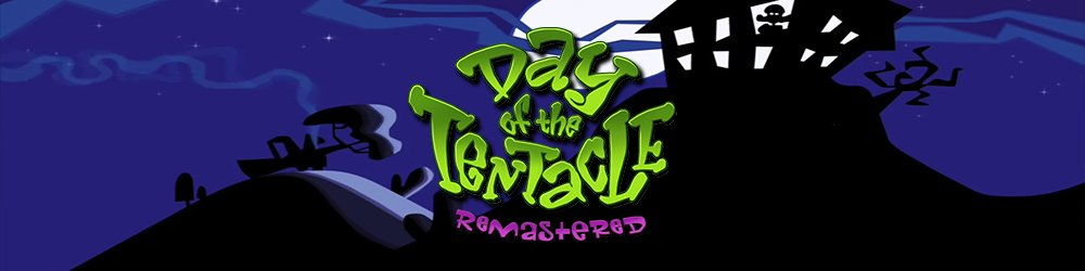 Day of the Tentacle Remastered banner