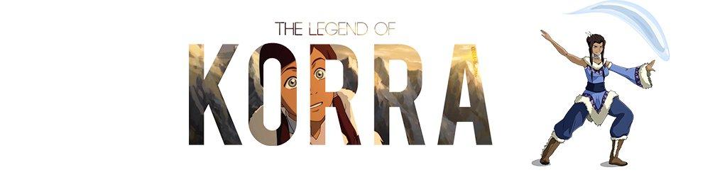Legend of Korra banner