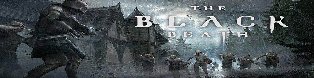 The Black Death banner
