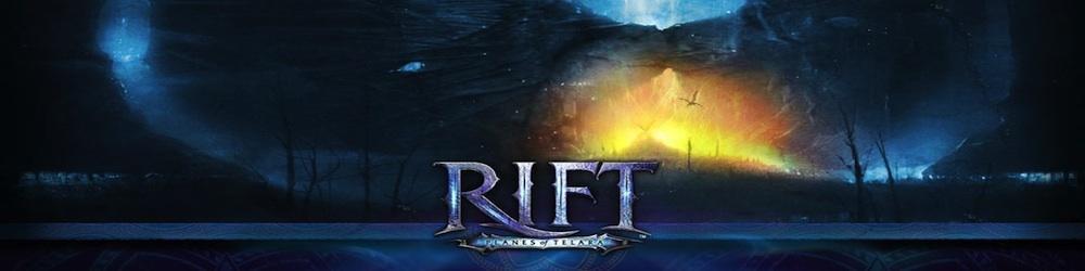 Rift + 30 dní herního času banner