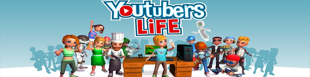 Youtubers Life banner