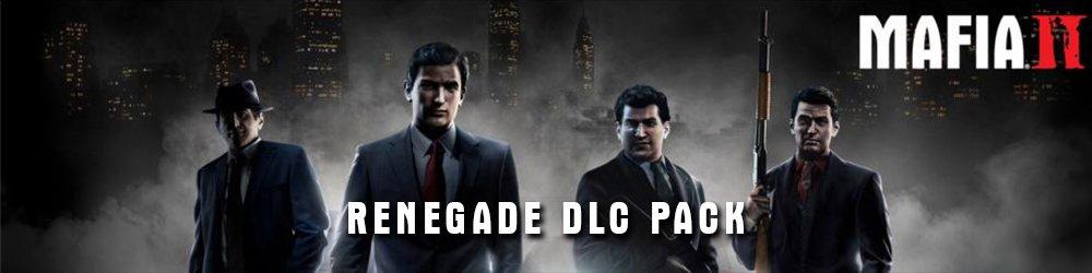 Mafia 2 DLC Pack Renegade banner