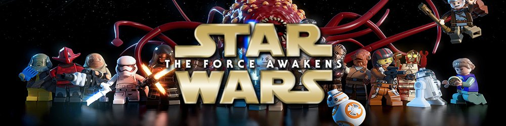 LEGO Star Wars The Force Awakens banner