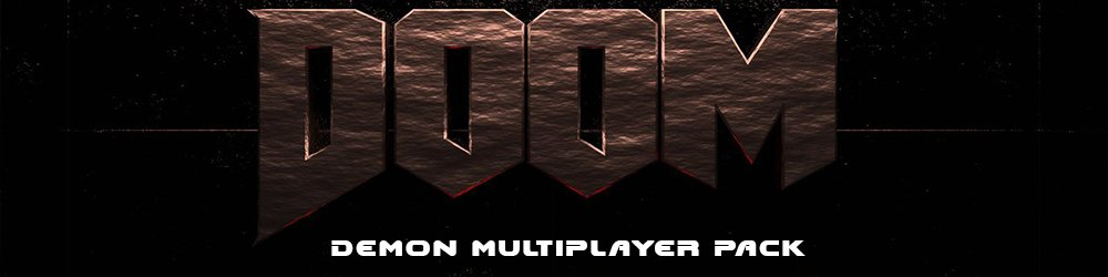 Doom 4 Demon Multiplayer Pack banner