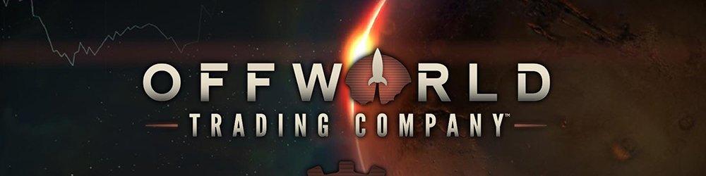 Offworld Trading Company banner