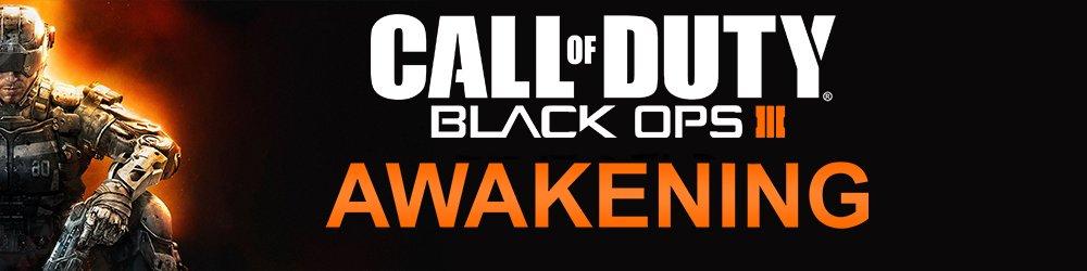 Call of Duty Black Ops III Awakening banner