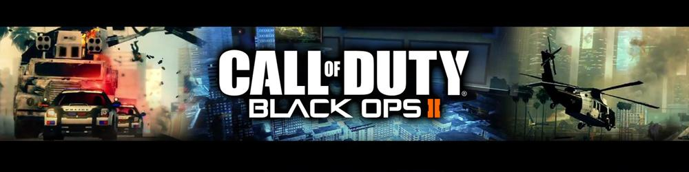 Call of Duty Black Ops 2 Season Pass banner