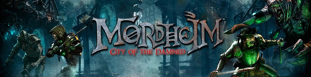 Mordheim City of the Damned banner