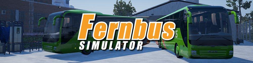 Fernbus Simulator banner