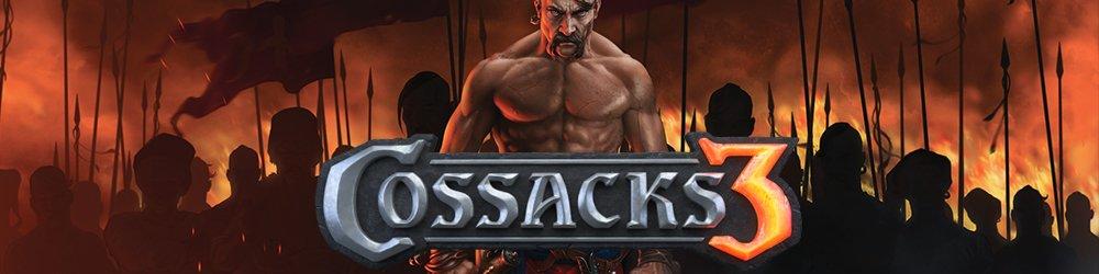 Cossacks 3 banner