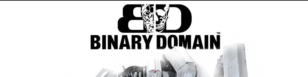 Binary Domain banner