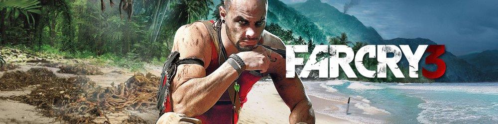 Far Cry 3 banner