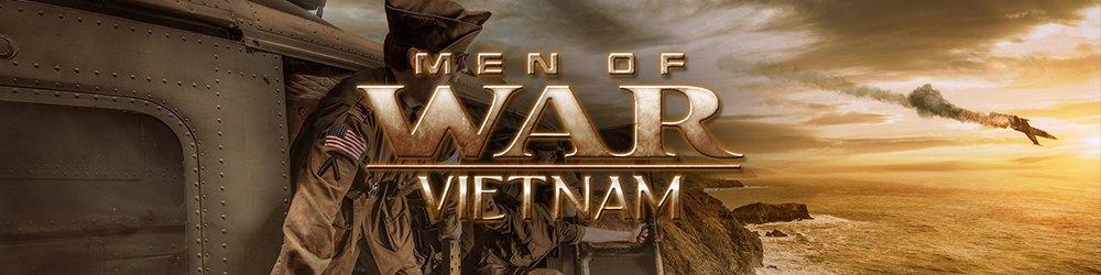 Men of War Vietnam banner