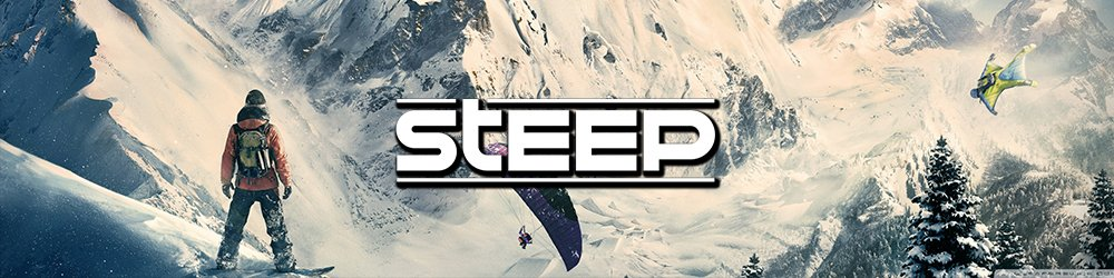 Steep banner